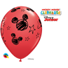 additional image for Disney Mickey Mouse Red 6pk with Helium