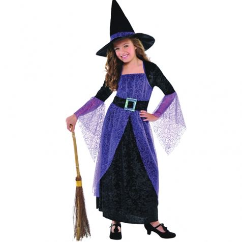 Pretty Potion Witch Child's Costume