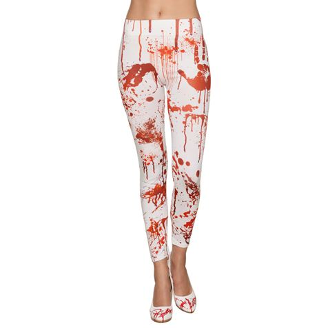 Bloody Printed Leggings