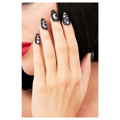 Galactic Nails 12pcs