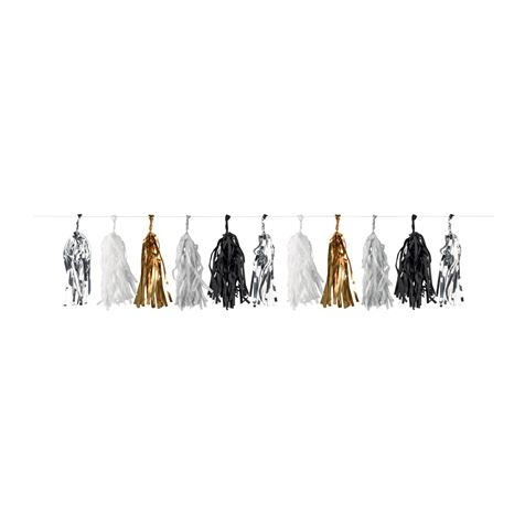 New Year Tassel Garland