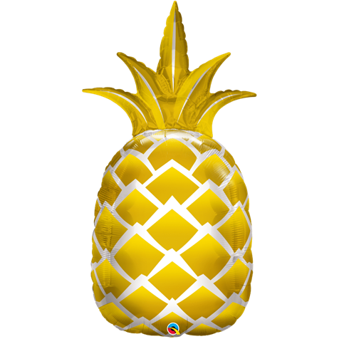 Golden Pineapple Supershape