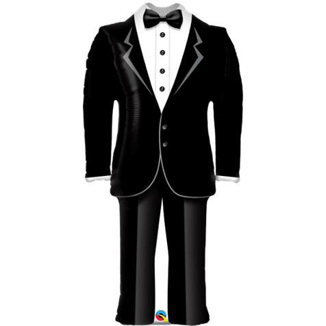 Wedding Suit Supershape