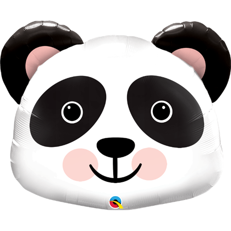 Panda Supershape Balloon