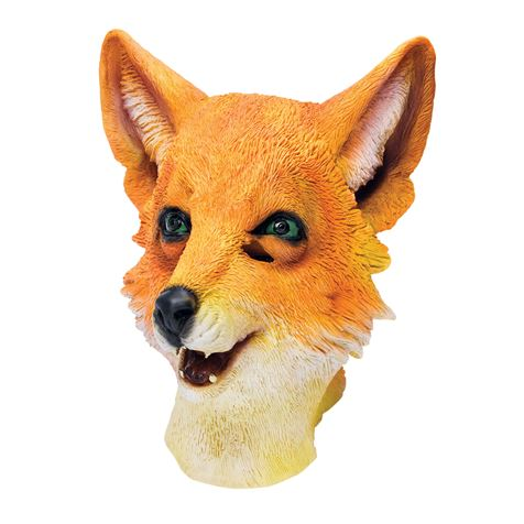 Mr Fox Mask
