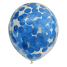 additional image for Blue Confetti Balloons