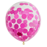 additional image for Pink Confetti Balloons