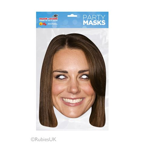 Princess Catherine Face Mask