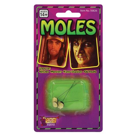Witch Moles