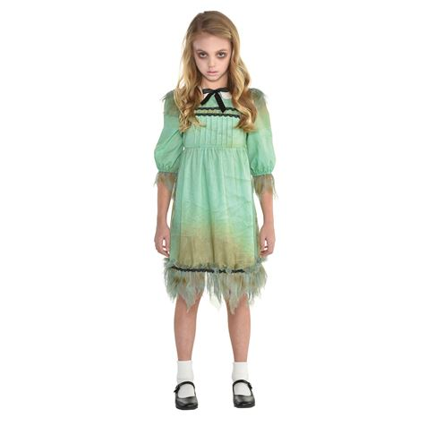Creepy Girl Costume