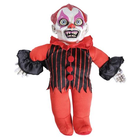 Giggles the Haunted Doll