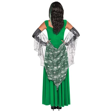 Witch Cape with Gloves