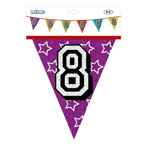 Holographic Bunting 8