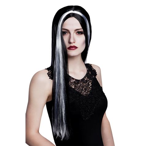 Aurora Witch Wig Black