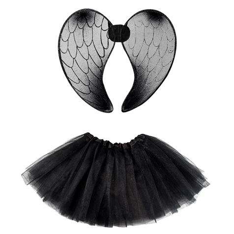Angel Set Black