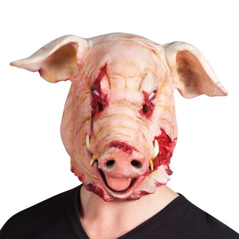 Bloody Pig Mask