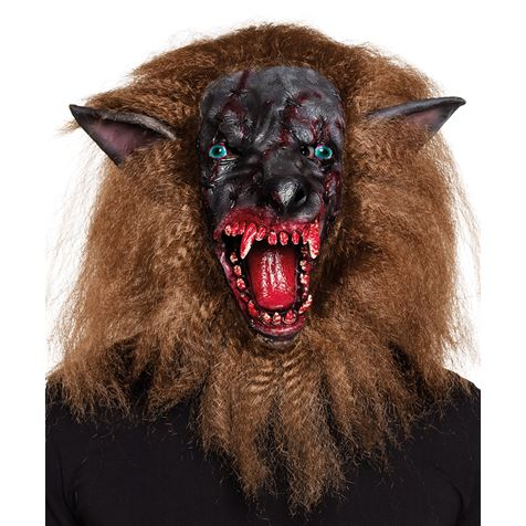 Bloody Werewolf Mask