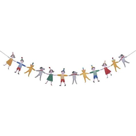 Toot Sweet Childrens Garland