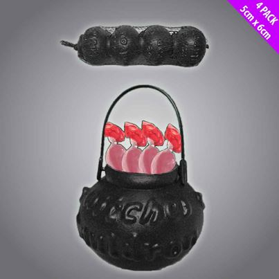Mini Cauldron 4 Pk