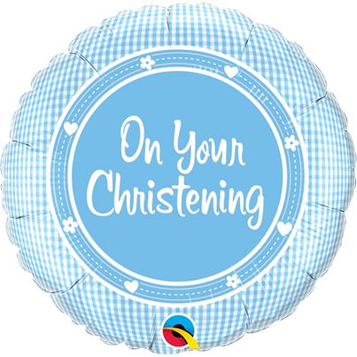 On Your Christening Foil