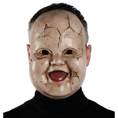 Giggles Dreadful Doll Mask