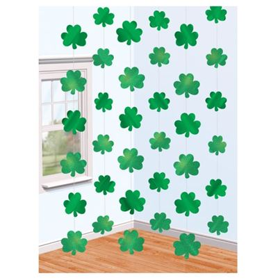 Shamrock String Decoration