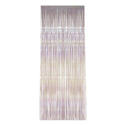 Smiffys Irridescent Shimmer Curtain
