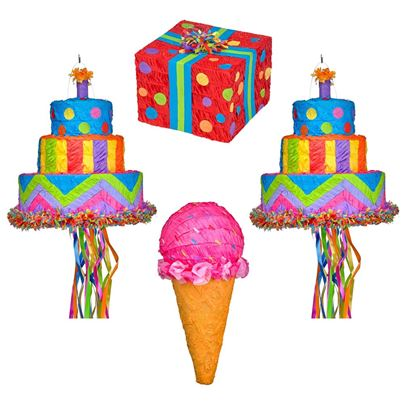 Amscan Birthday Assortment Pinata