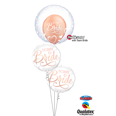 Qualatex All For The Bride Bubble Bunch