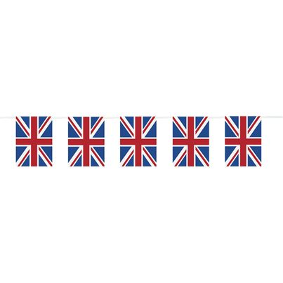 Great Britain Flag Banner