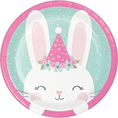 Creative Party Bunny Small Plates