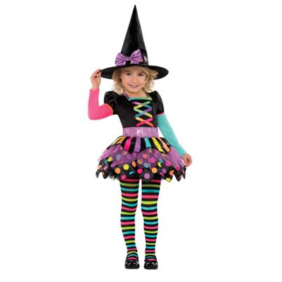 Amscan Miss Matched Witch