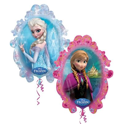 Amscan Disney's Frozen Super Shape Balloon