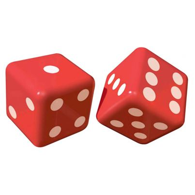 Amscan Inflatable Dice