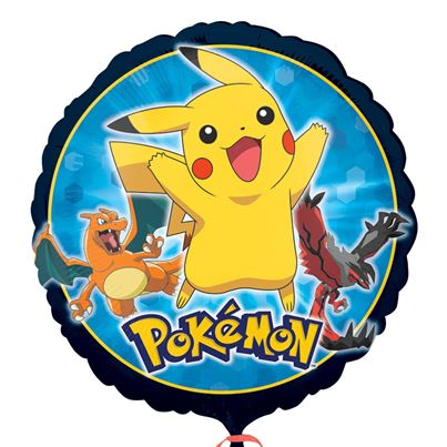 Pokemon Circle Balloon