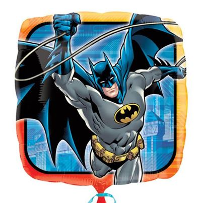 Amscan Batman Square Balloon