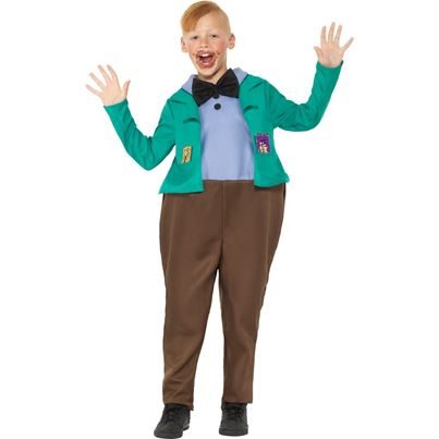 Augustus Gloop Costume