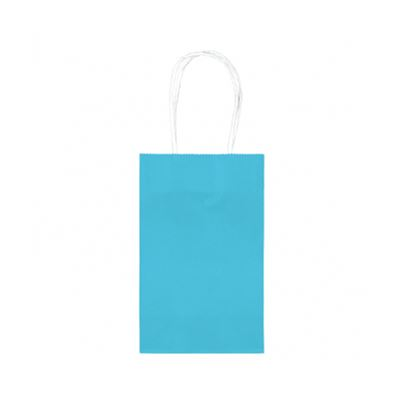 Caribbean Blue Party Bags 10pk