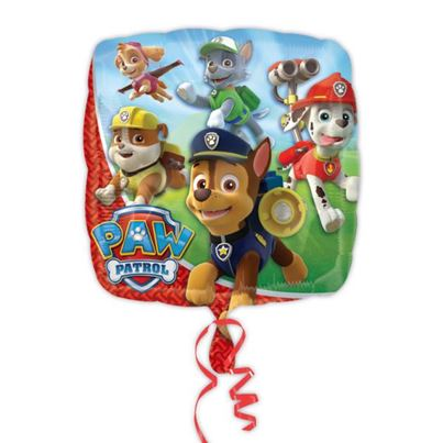 Paw Patrol Square Balloon