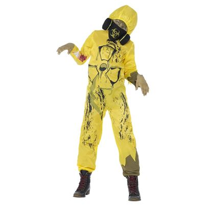 Toxic Waste Hazard Costume