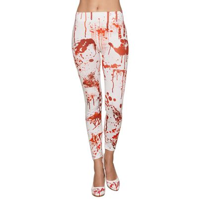 Palmer Bloody Printed Leggings