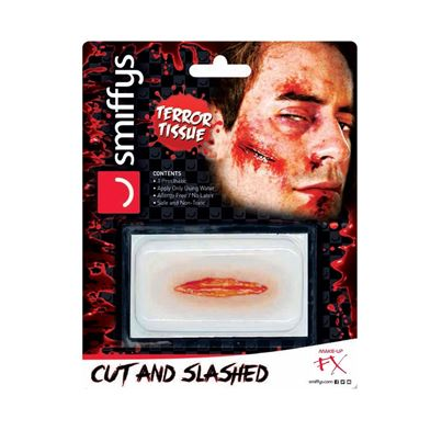 Smiffys Cut And Slashed Wound