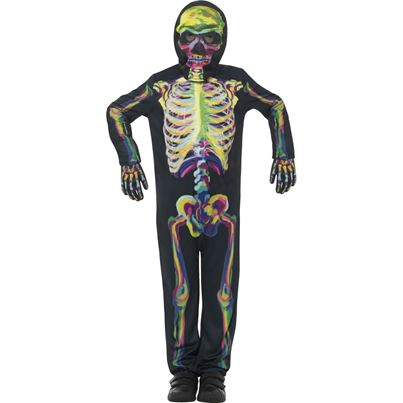 Smiffys Glow in the Dark Skeleton