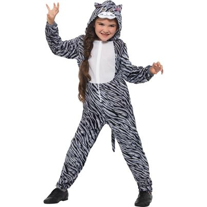 Smiffys Tabby Cat Costume