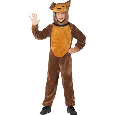 Smiffys Brown Dog Costume