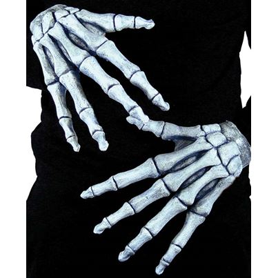 Ghostly Bones Hands