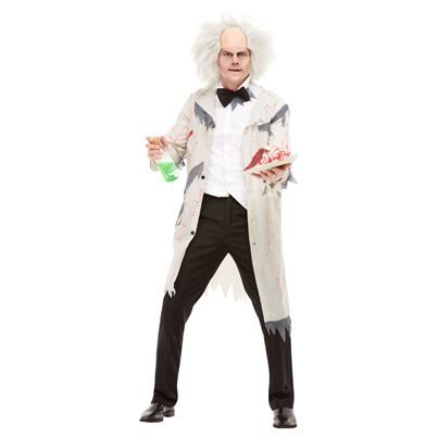 Smiffys Mad Scientist Costume