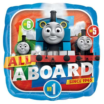 Thomas and Friends Square Balloon