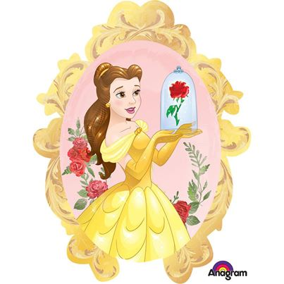 Amscan Beauty and The Beast Super Shape Balloon