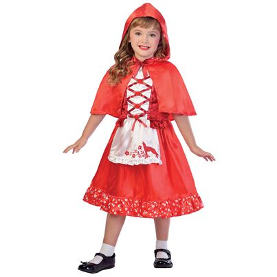 Amscan Red Riding Hood